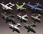Click here for Bandai Wing Club Series 2