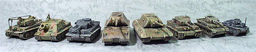Dragon 1/144 Panzer Korps Series