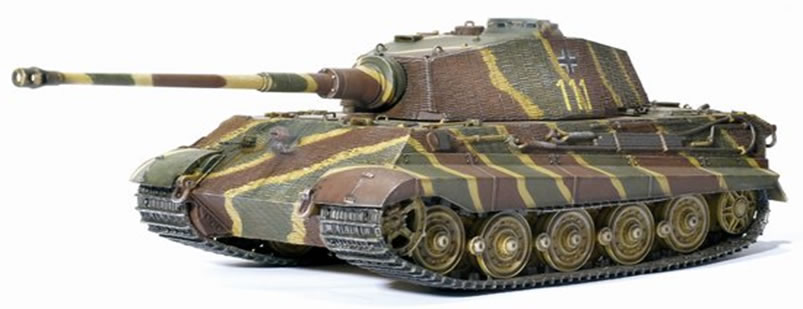 TankZone Ready To Run Radio Controlled RC Model Tanks