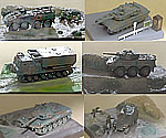 Konami JGSDF Armoured Vehicles Series 2